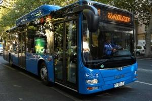 ერთიანი ეროვნული გამოცდებისთვის თბილისში ავტობუსების დამატებითი მარშრუტები დაინიშნა