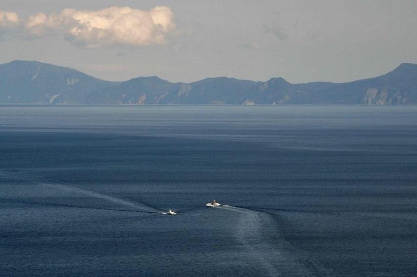 იაპონიის კუთვნილი კუნძული შეუმჩნევლად გაქრა