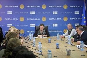 თბილისში ბიბლიოთეკარებს ტესტირების საფუძველზე შეარჩევენ