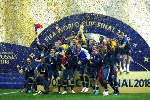 საფრანგეთი მსოფლიოს ჩემპიონია