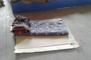 სოფელ ქისტაურის საბავშვო ბაღში ბავშვებს იატაკზე აძინებენ – სახალხო დამცველი