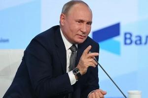 """ევროპელები რუსეთში """"სპუტნიკით"""" იცრებიან და """"ფაიზერის"""" ცნობას ყიდულობენ – პუტინი"""