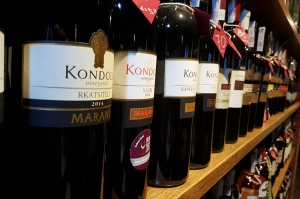 იანვარ-თებერვალში ღვინის ექსპორტი 23%-ით გაიზარდა