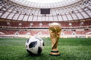 """FIFA-მ და """"ადიდასმა"""" მსოფლიო ჩემპიონატზე სათამაშო ახალი ბურთი წარადგინეს"""