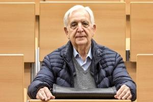 80 წლის მიგელ კასტილო Erasmus-ის გაცვლითი პროგრამის სტუდენტი გახდა და ვერონაში ისწავლის