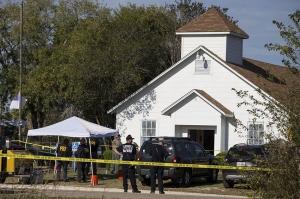 ტეხასის ბაპტისტურ ტაძარში სროლის შედეგად 26 ადამიანი დაიღუპა