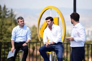 კალაძე – ქალაქის ვიზუალურ სტანდარტში ყურადღება დაეთმობა ქართული ანბანის გამოყენებას