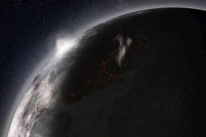 NASA-ს ახალი კვლევის მიხედვით შორეულ წარსულში მთვარეს ატმოსფერო ჰქონდა