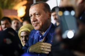 თურქეთის საპრეზიდენტო არჩევნებში რეჯეფ თაიფ ერდოღანმა გაიმარჯვა