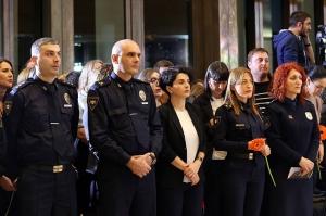 პრეზიდენტმა 5 პოლიციელი ღირსების ორდენებით დააჯილდოვა