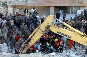 ირან-ერაყის საზღვარზე მომხდარი მიწისძვრის შედეგად დაღუპულთა რიცხვმა 400-ს გადააჭარბა