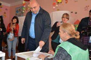 ქუთაისში არჩევნების მეორე ტურზე ამომრჩეველთა 18% მივიდა