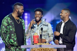 ლოს ანჯელესში MTV-ის კინო და სატელევიზიო დაჯილდოება გაიმართა