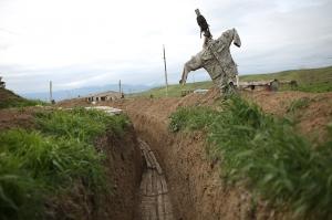 ყარაბაღის კონფლიქტის ზონაში ჯარისკაცი დაიღუპა