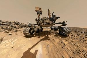 Curiosity-მ მარსის მთაზე თვალწარმტაცი პანორამული სელფი გადაიღო