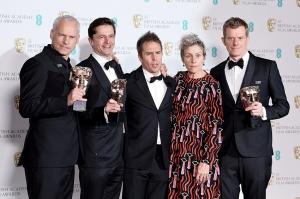 """BAFTA 2018: ცნობილია """"ბრიტანული ოსკარის"""" გამარჯვებულთა ვინაობა"""