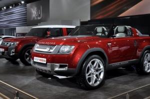 ახალ Land Rover Defender-ს 2020 წელს წარადგენენ