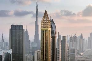 მსოფლიოს ყველაზე მაღალი სასტუმრო დუბაიში მდებარეობს