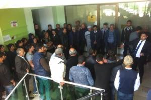 ალგეთის მოსახლეობამ სასმელი წყლის მოთხოვნით აქცია გამართა