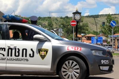 აბასთუმანში ავტომობილი ქვეითს დაეჯახა