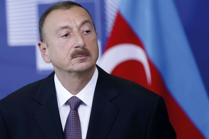 """აზერბაიჯანი """"სომხურ ლობს"""" და სოროსს ალიევების წინააღმდეგ კამპანიაში ადანაშაულებს"""