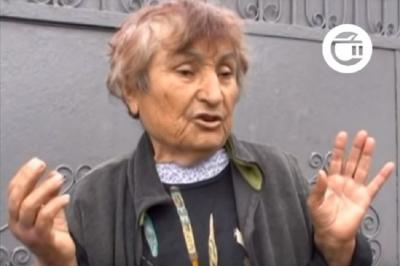 გურჯაანში 70 წლის ქალი ამბობს, რომ ზურაბიშვილის მხარდაჭერის გამო რძალმა სცემა