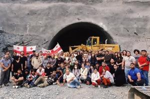 რიონის ხეობის მცველები 23 მაისის აქციისთვის მხარდამჭერების მობილიზებას განაგრძობენ