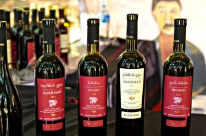 საქართველოდან ღვინის ექსპორტი 59 %–ით გაიზარდა, ჭაჭის 198 %–ით