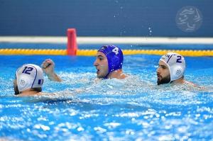 საქართველოს წყალბურთის ნაკრებმა საბერძნეთთან წააგო