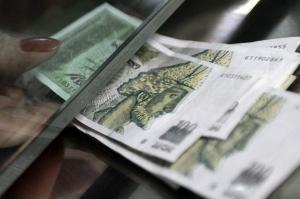 1 აშშ დოლარი 2.61 ლარი ღირს, 1 ევრო – 3 ლარი