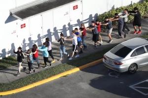 ფლორიდის შტატის ერთ-ერთ სკოლაში თავდასხმის შედეგად 17 ადამიანია მოკლული
