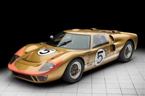 ლეგენდარული Ford GT40 აუქციონზე 12 მილიონ დოლარად იყიდება