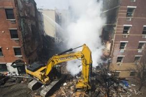 ბოსტონის მახლობლად რამდენიმე აფეთქება მოხდა
