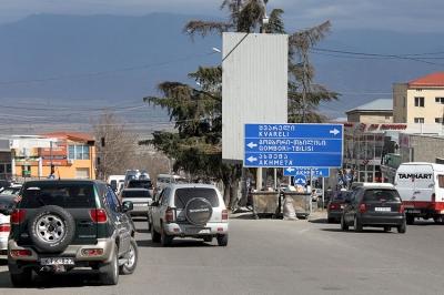 თელავიდან თბილისში ტაქსით მგზავრობის ფასი გაორმაგდა