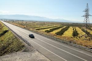 თბილისი-საგარეჯოს მონაკვეთზე 4-ზოლიანი ასფალტ-ბეტონის გზის მშენებლობა იგეგმება