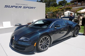 უკანასკნელი Bugatti Veyron Super Sport აუქციონზე გაიყიდება