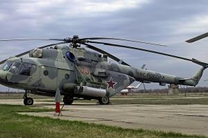 ჩეჩნეთში რუსეთის სპეცსამსახურების ვერტმფრენი ჩამოვარდა