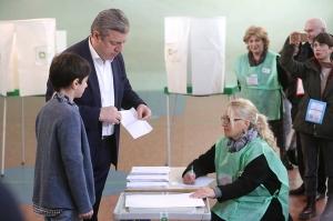 საქართველოში დღეს საკრებულოს და მერების არჩევნები ტარდება