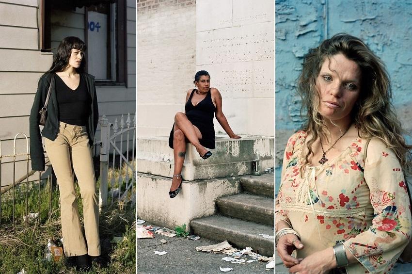 ფილადელფიის ქუჩის ნარკოდამოკიდებულები ამერიკელი ფოტოგრაფის ობიექტივში