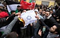 გერმანიაში შესაძლოა ისრაელის დროშის დაწვა კანონით აიკრძალოს