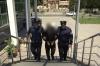 პოლიციამ ცოლზე, გერსა და სიდედრზე ძალადობაში ბრალდებული დააკავა