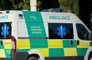 ახმეტაში ავტოსაგზაო შემთხვევის შედეგად ორი ადამიანი მძიმედ დაშავდა