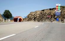 თიანეთი-ზარიძეები-ჟინვალის გზის 12-კილომეტრიანი მონაკვეთი გაიხსნა