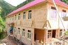 შუახევის სოფელ ჟანივრში სკოლის მშენებლობა 5 თვეა შეჩერებულია