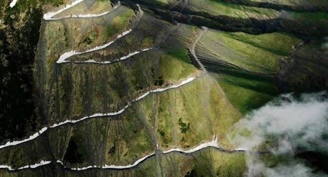 თუშეთის გზა შესაძლოა ივნისის შუა რიცხვებამდე ვერ გაიხსნას