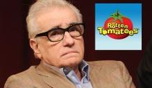 მარტინ სკორსეზემ ვებგვერდი Rotten Tomatoes გააკრიტიკა