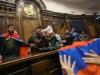 ერევანში ხელისუფლების დამხობისკენ მოწოდების ბრალდებით 6 ადამიანი დააკავეს