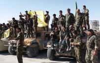 """სირიის ქალაქი რაქა ე.წ. """"ისლამური სახელმწიფოსგან"""" გაათავისუფლეს"""