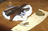 ბათუმში ცეცხლსასროლი იარაღის უკანონო შენახვის ბრალდებით ერთი პირი დააკავეს